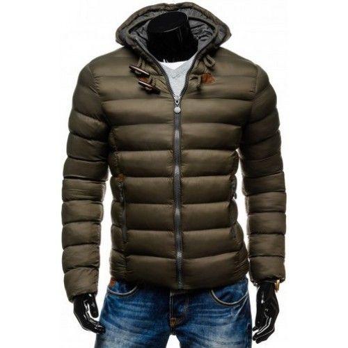 Pánska bunda na zimu - SUPER, 4 farby