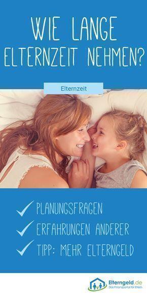 Elternzeit: Wie lange darf und sollte ich sie nehmen? – My Maisie   Schwanger, Geburt & Mama