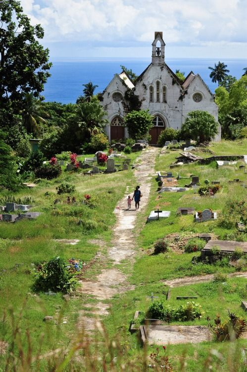 St. Joseph, Barbados | Home to two of the more notable botanic gardens in the world, vacationers to this parish often flock to Flower Forest and Andromeda Gardens for a truly unique and exotic vacation experience.