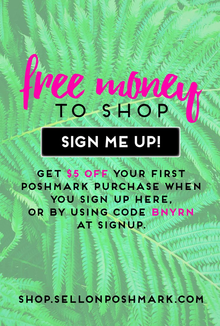 Get $5 credit to shop when you sign up for Poshmark with invite code BNYRN //  kbuenostyle on Poshmark // How to make money selling on Poshmark // Sell On Poshmark