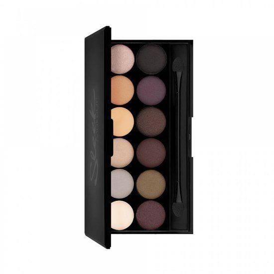 Sleek I-Divine - Au Natural - Oogschaduw Palet
