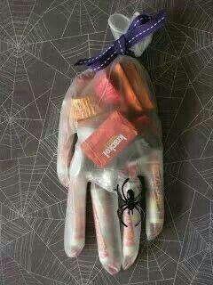 Halloween treat pack