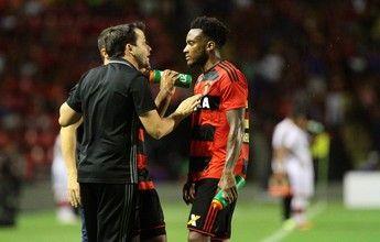 Daniel Paulista ganha três opções para jogo do Sport contra o Atlético-PR