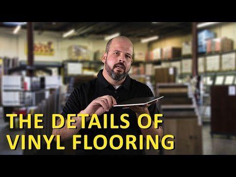 The Details of Vinyl Flooring - YouTube