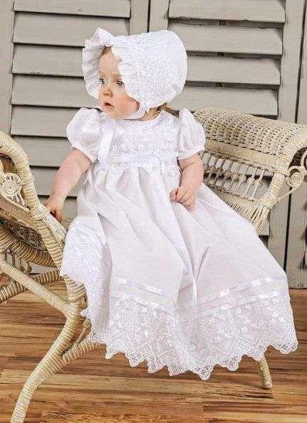 Vestidos para bautizo: ideas para niño y niña (Foto 4/27)   Ellahoy