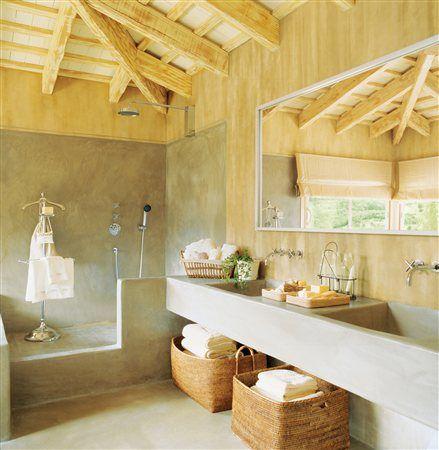 Simple Rustic Bathroom Designs simple rustic bathroom designs - themoatgroupcriterion