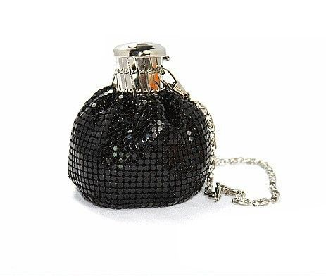 Ladies Mini Aluminum Clutch Bag