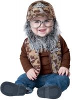 Top 10 Cute Baby #Halloween Costumes 2014 Duck Dynasty Baby Uncle Si Costume