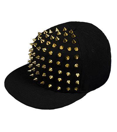 Punk Rivets Cap
