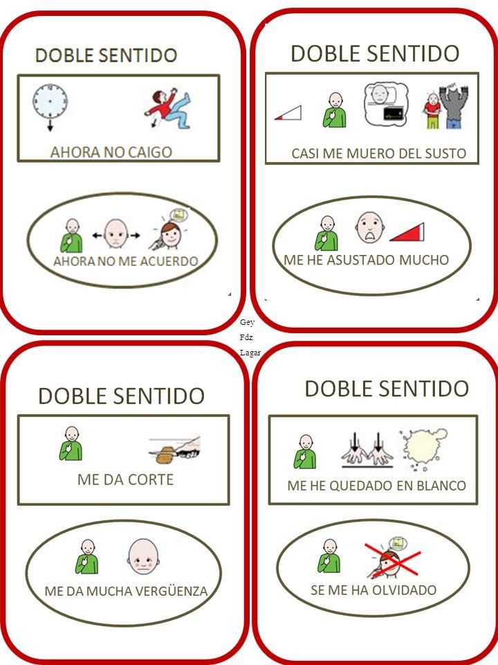 Continuamos con nuestro Trivial de habilidades sociales. Hoy compartimos la categoría 4. DOBLESENTIDO, ¿ENTENDIDO?, con la que trabaja...