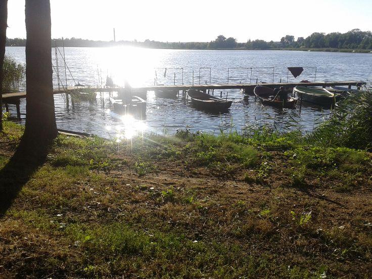 Jezioro miejskie