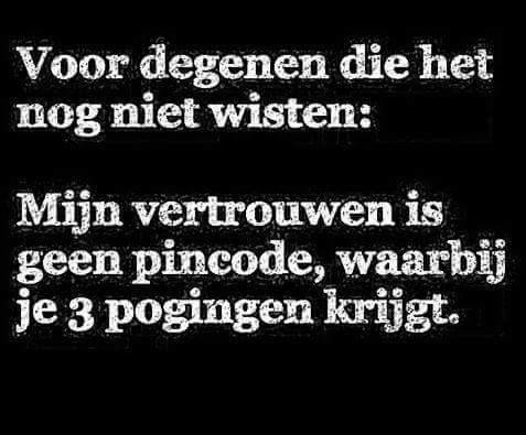 Hahahahahaha!!! Inderdaad!