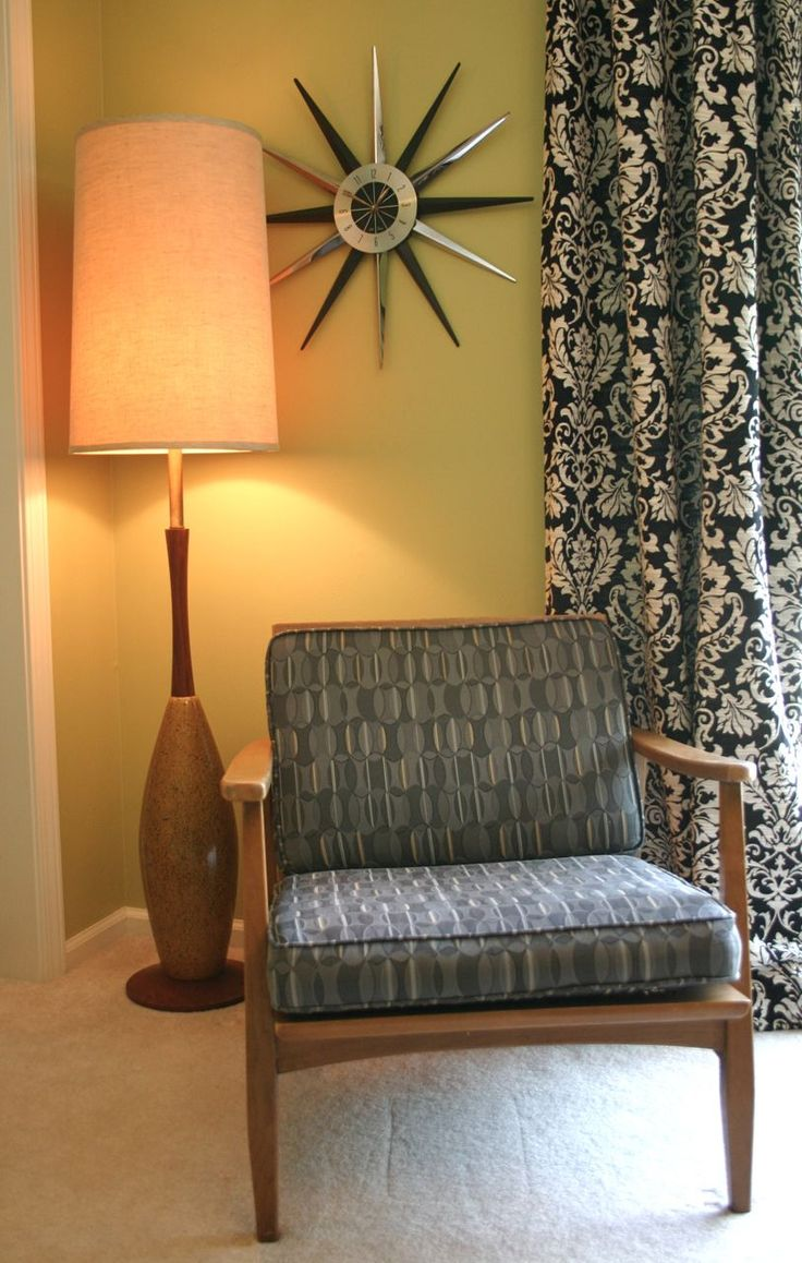 239 Best Images About Mid Century Living Room On Pinterest Mid Century Couch Teak And Living