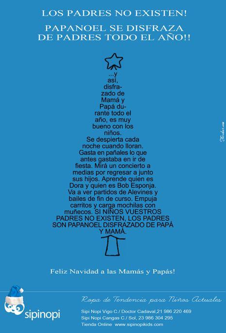 Felicitación navidad SIPI NOPI