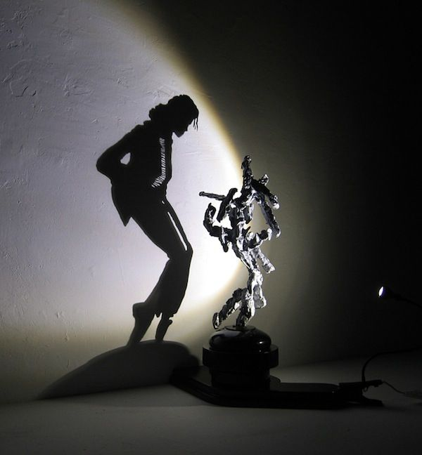 Shadow art! Here are 7 magical examples of artists creating illusions.