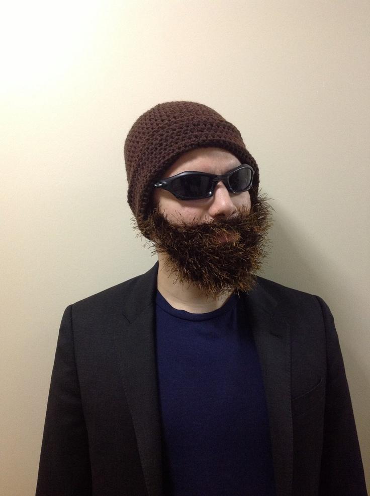 13 besten Men\'s crochet Bilder auf Pinterest | Beanie mütze, Männer ...