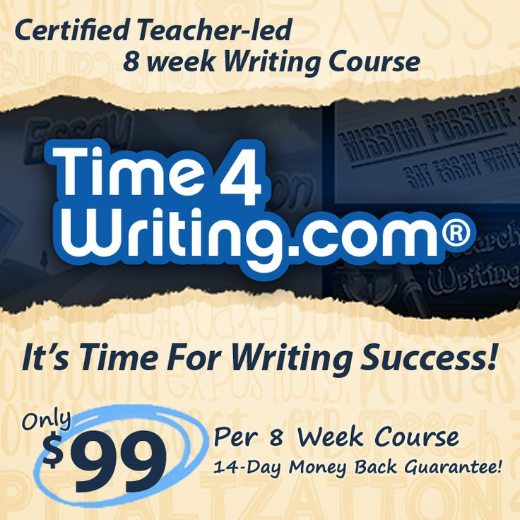 One-on-one online writing courses for kids in elementary, middle and high school. Building basic writing skills covering the mechanics of sentences and paragraphs