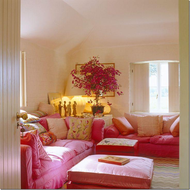 John stefanidis living rooms pinterest farms pink for John stefanidis interior design