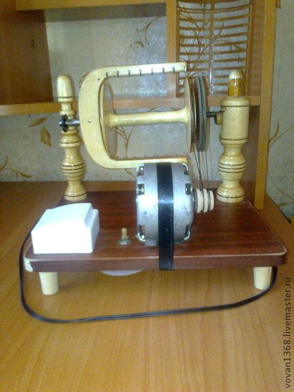 Electric Spinning Wheel Plans Free - WoodWorking Projects ...