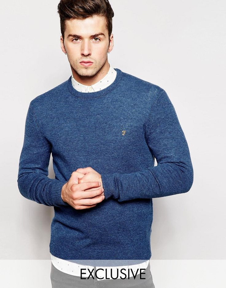 Farah+Jumper+in+Lambswool+Exclusive