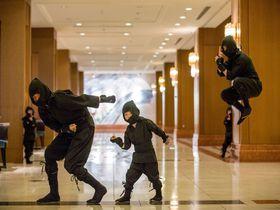 ヒルトン小田原リゾートスパで忍者体験忍者にちなんだウェルカムスイーツも神奈川県トラベルjp 旅行ガイド