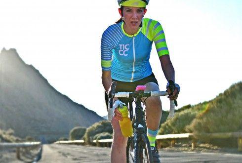 À bloc performance cycling jersey - tic