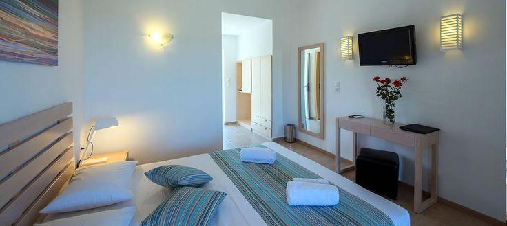 SMARTLINE VASIA VILLAGE - One Bedroom Suite
