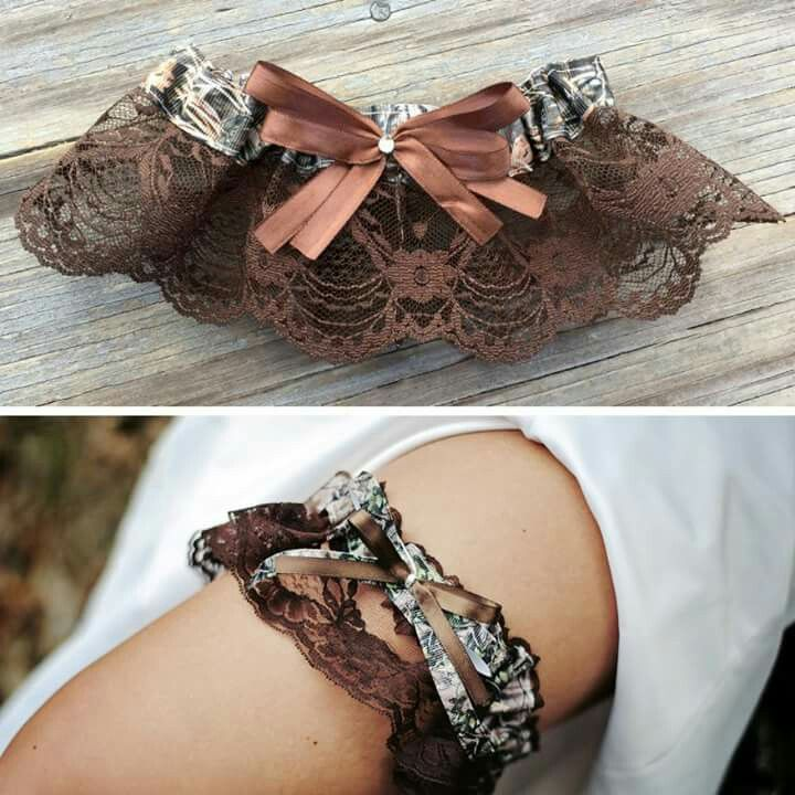 CAMO WEDDING - Lace and Camo Garter <3  *Found here: http://yhmc.co/1cpwrr