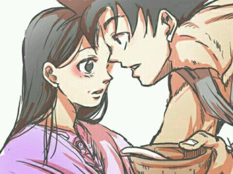 Goku x Chi Chi
