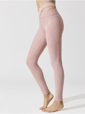 19a8706b55 BEYOND YOGA EAST BOUND SPACEDYE LONG LEGGING Rainwash-Pink Shell LEGGINGS