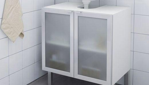 Badezimmer Unterschrank Ikea badezimmer unterschrank holz ...