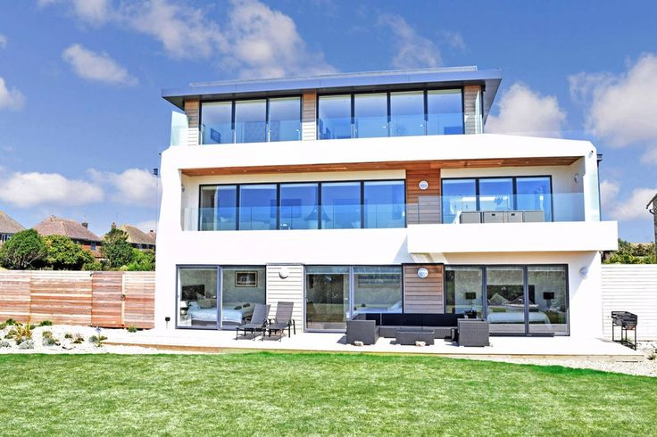House in Worthing, United Kingdom. Set in an unparalleled position on the West…