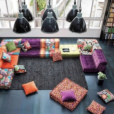 1000 images about patchwork sofas on pinterest. Black Bedroom Furniture Sets. Home Design Ideas