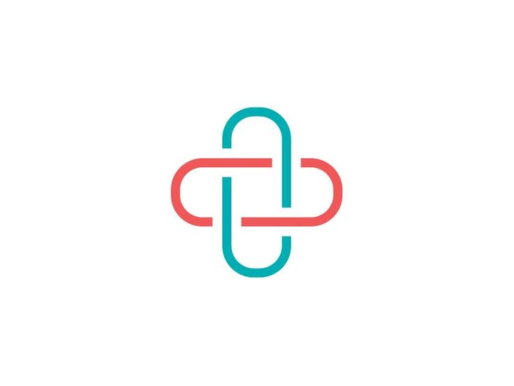 Cross + Pills logo by Barak Tamayo | Check out more great content at: www.emrld14.com
