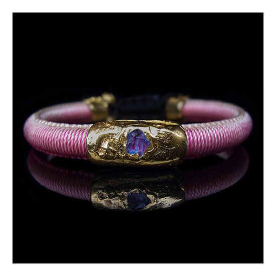 Lani 18k Gold with Tanzanite