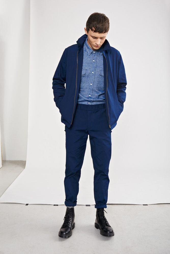The Mads Nørgaard Copenhagen Autumn 2015 collection presents clean and stylish clothes with the signature Scandic look.