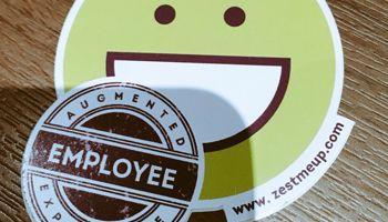 Zest gamifie le feedback des salariés Serious Game Plateforme d'appels d'offre et d'information sur le serious game