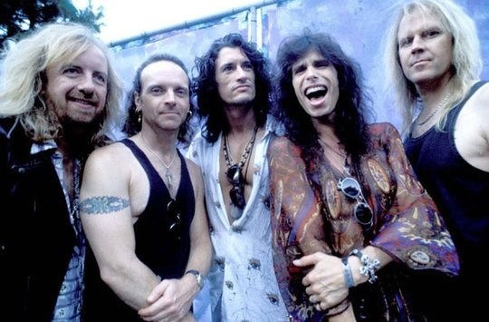 ONLY THE BEST ROCK BAND EVER, AEROSMITH!!!!!