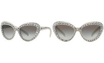 Prada Sunglasses, PRADA PR 31QS IVY