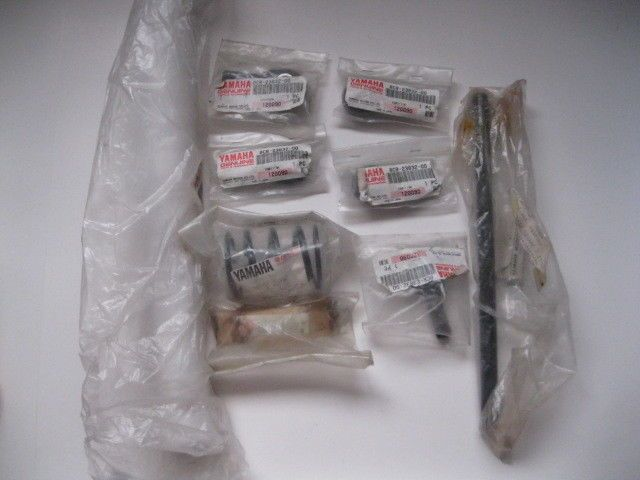 Lot of 9 Yamaha Snowmobile Parts OEM New  | eBay