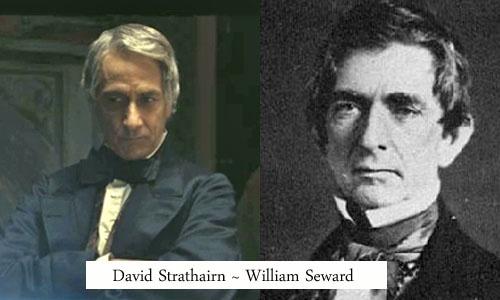 David Strathairn ~ William Seward