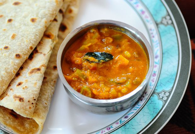 Mixed Vegetable Curry | Mixed Vegetables Recipe by Nags The Cook, via Flickr