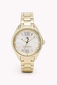 Shop de horloge van roestvrij staal en verken de Tommy Hilfiger horloges collectie voor dames. Gratis retourneren