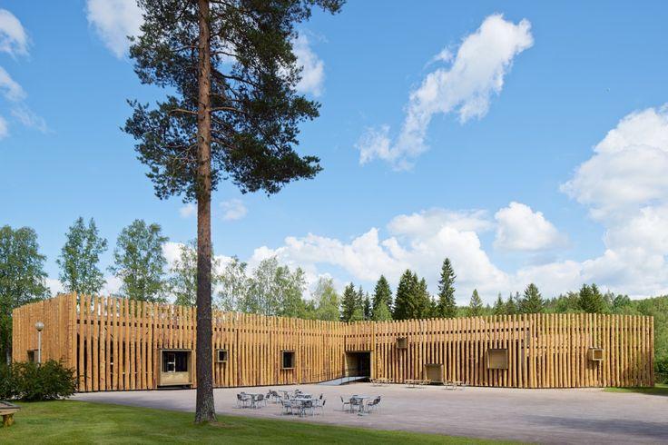 Torsby Finnskogscentrum. Bornstein Lyckefors. » Lindman Photography