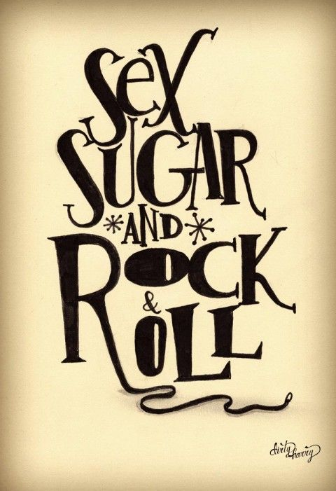 Diry Harry - Sex, sugar and rock and roll