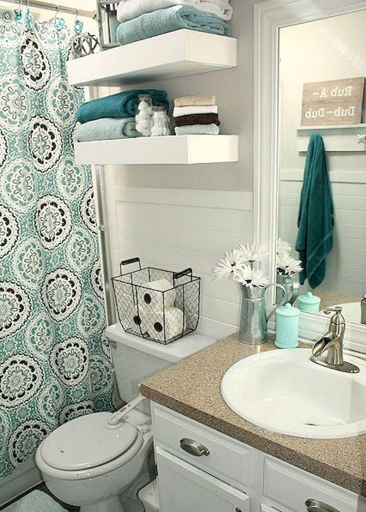 Bathroom Decor Ideas For Apartments 174 best small bathroom ideas images on pinterest | luxury
