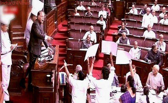Alongside GST bills, House discusses Lord Hanuman, Amitabh Bachchan and Messi