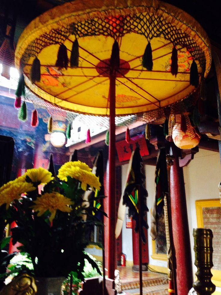 Temple, Hoi An, Vietnam