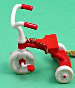 Lenox Holiday Trees Ornament | Details about Lenox Red Tricycle Ornament Holiday Christmas Tree NIB