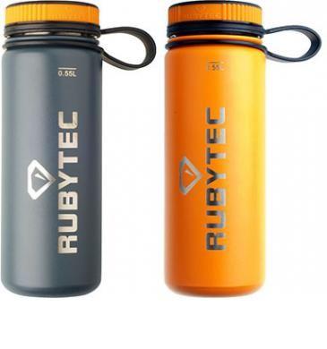 Rubytec Shira Double Wall Bottle 0,55 liter in kamperen, winter, expeditie, alpinisme, ijsklimmen • Basecamp mountaineering